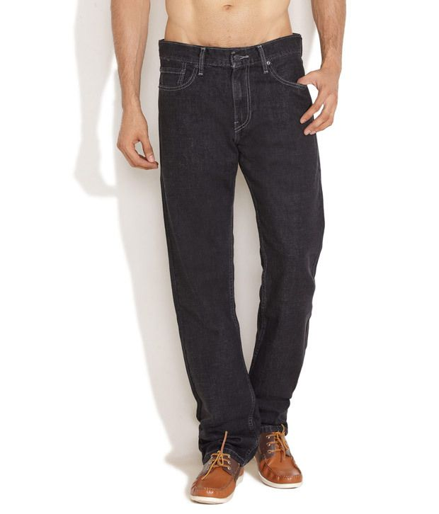 Levi's Grey Regular Fit Jeans