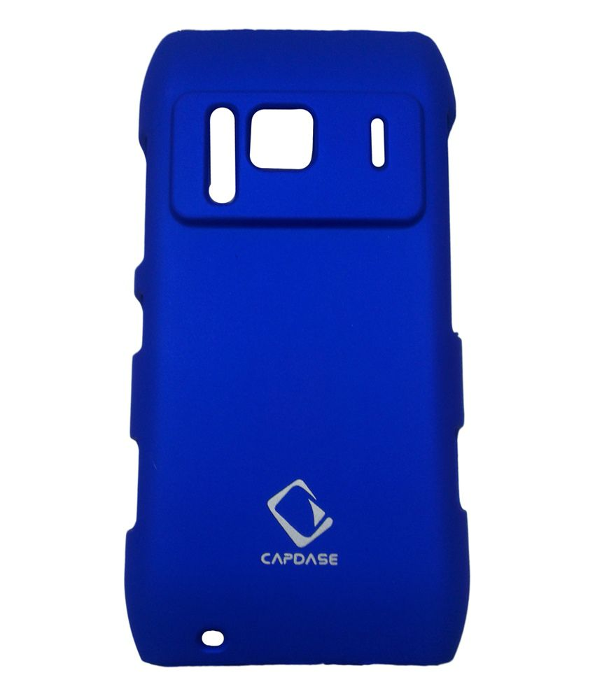 pretty nice 2d6ef 8964a Capdase Back Cover For Nokia N8 - Blue