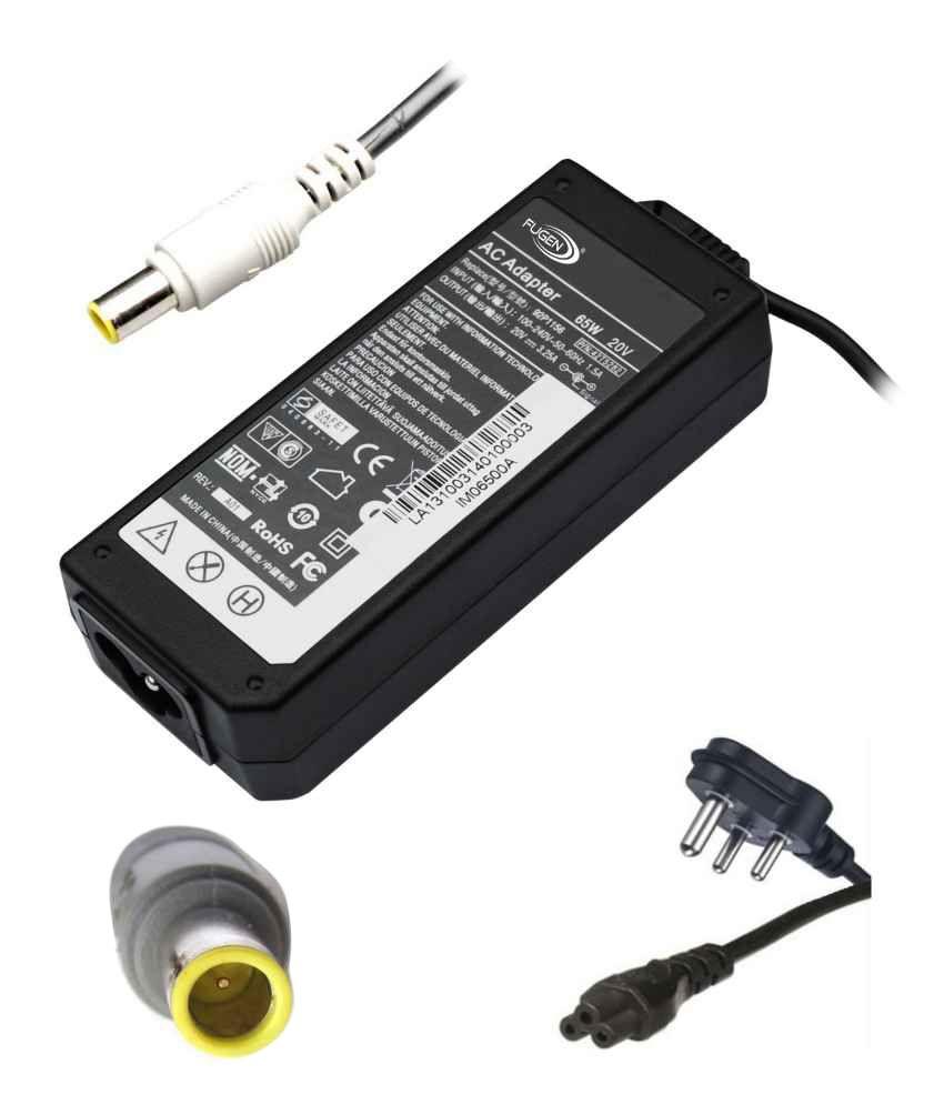 Fugen Laptop Battery Ac Power Adapter Charger Lenovo Ibm