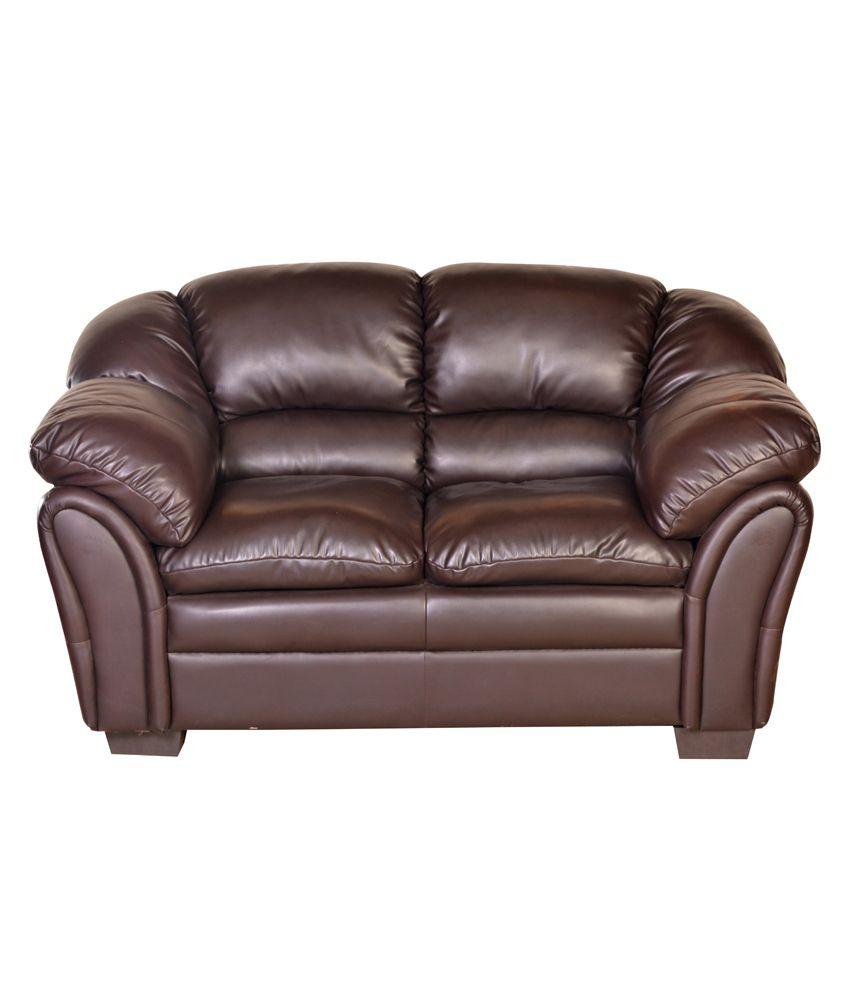 hometown milano leatherite 3+2+1 sofa set - buy hometown milano