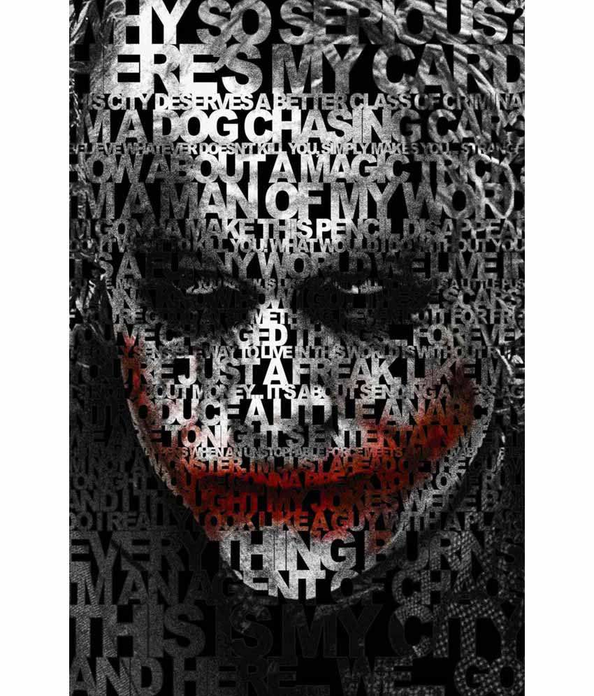 batman joker wallpaper why so serious
