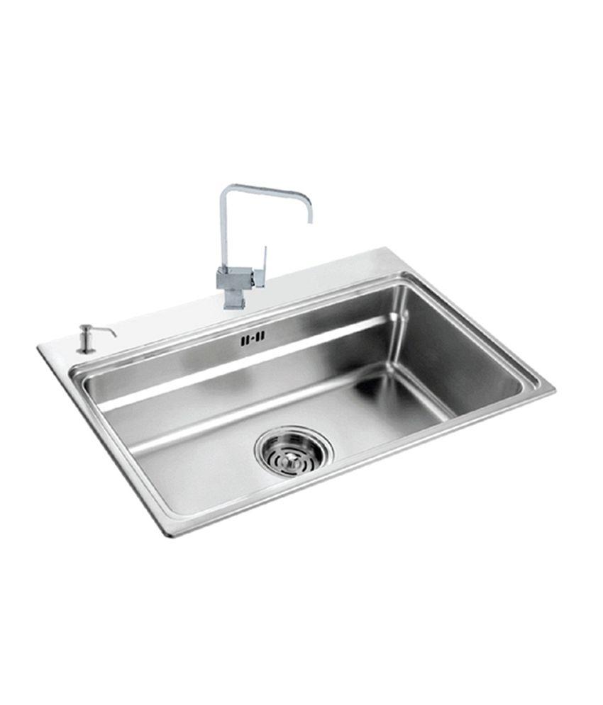Futura Designer Kitchen Sink FS 201