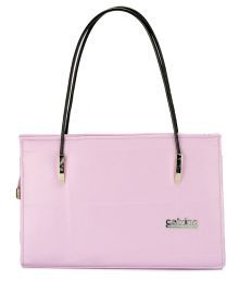 Calvino CL_1019_Purple Purple Satchel Bags No