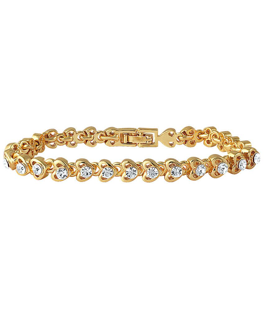 products isabella bracelet fige shop golden