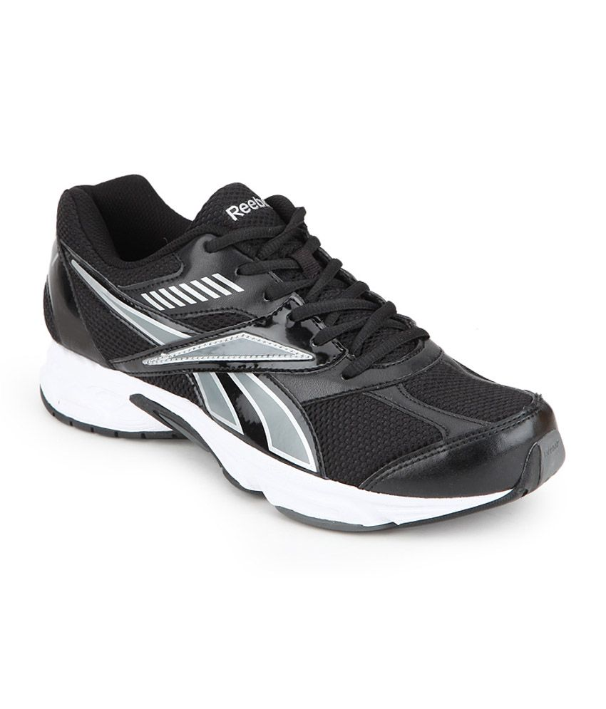 1bfd617300b915 Reebok Black Active Sport Ii Running Shoes - Buy Reebok Black Active Sport  Ii Running Shoes Online at Best Prices in India on Snapdeal