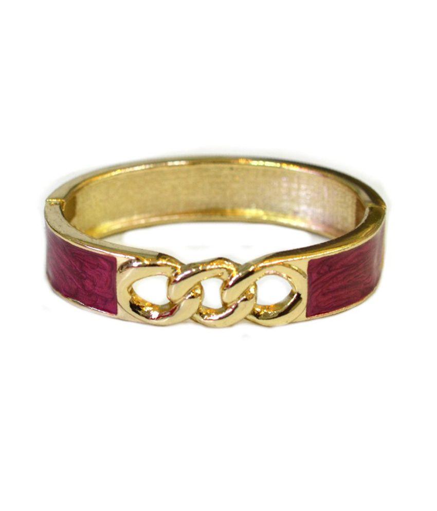 Check Pink Bracelet