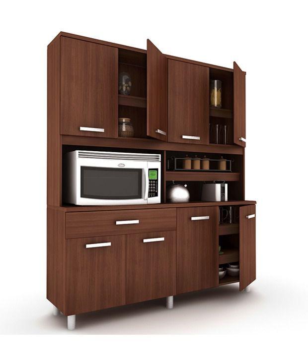 Housefull Era Kitchen Cabinet Oak - Buy Housefull Era ...