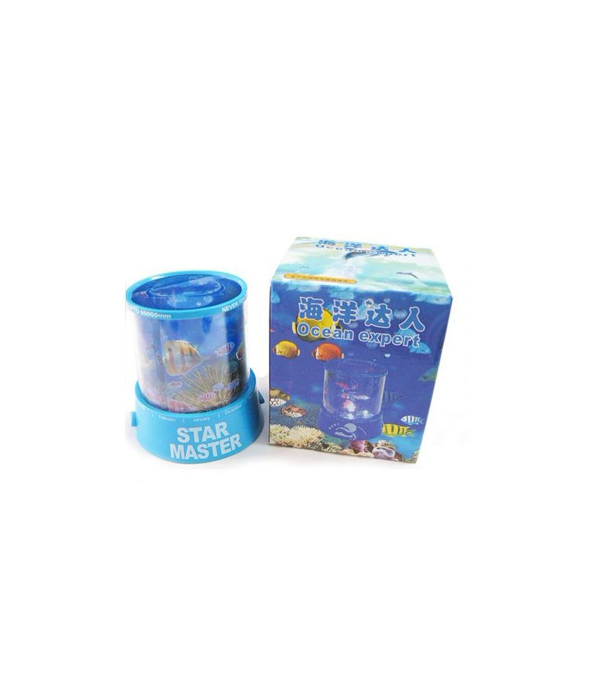 Excluzy Ocean Wall Projection Led Night Lamp - Buy Excluzy Ocean Wall Projection Led Night Lamp ...
