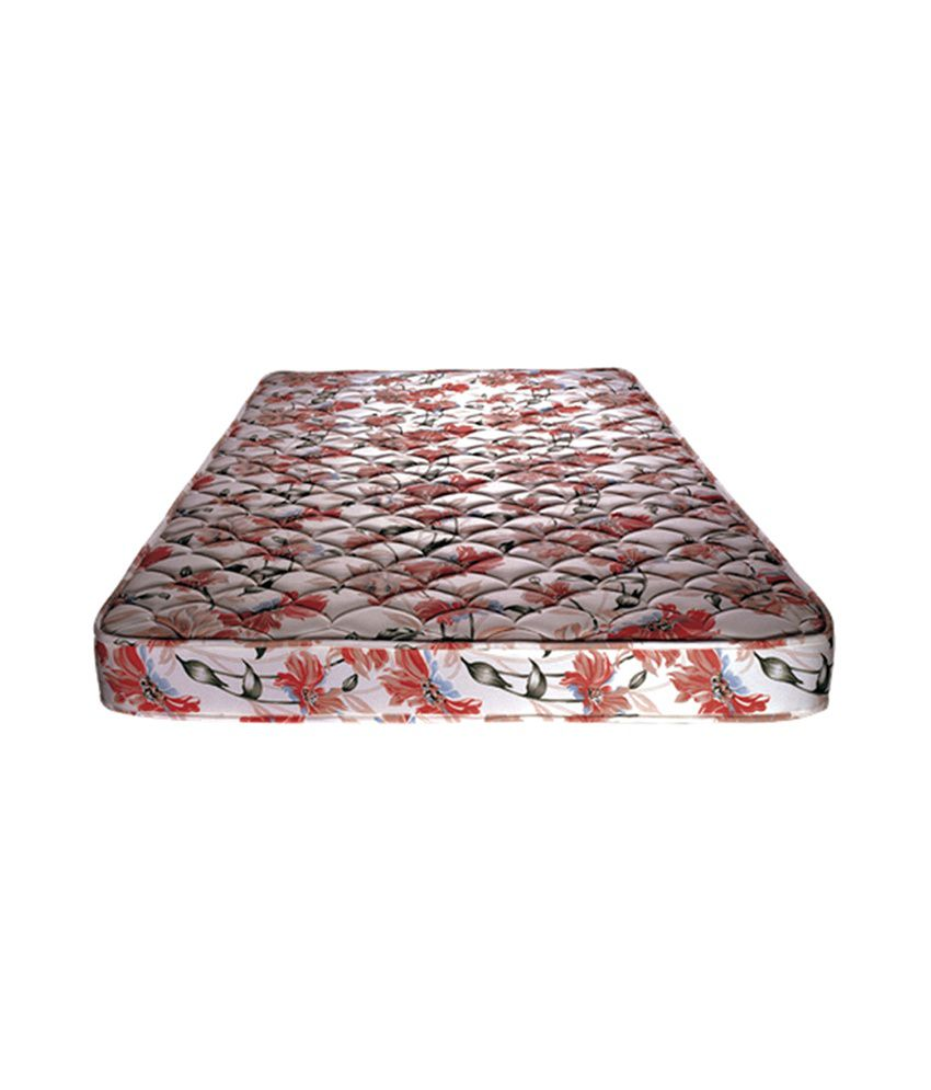 kurlon single size super deluxe coir mattress 72x35x4 inches