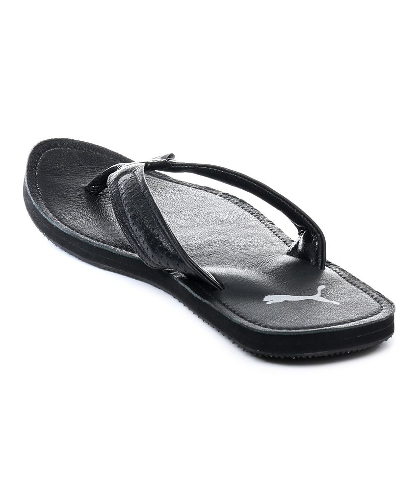 cheap sale sneakernews Puma Black Java III Ind Slippers view low shipping cheap online cheap wholesale JrqJaPg