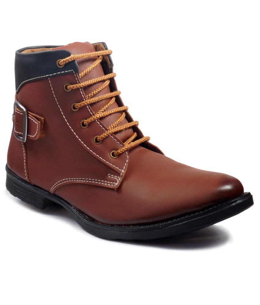 ADYBird Boot Attractive Brown