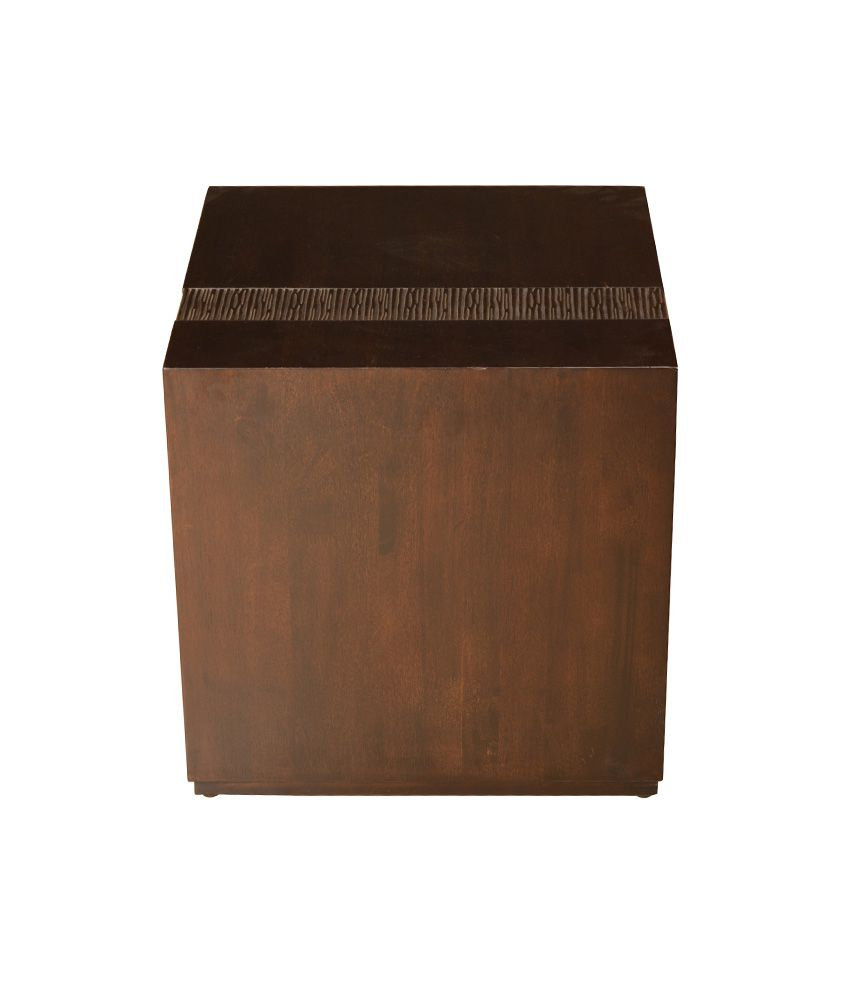 HomeTown Baxter Solidwood Side Table
