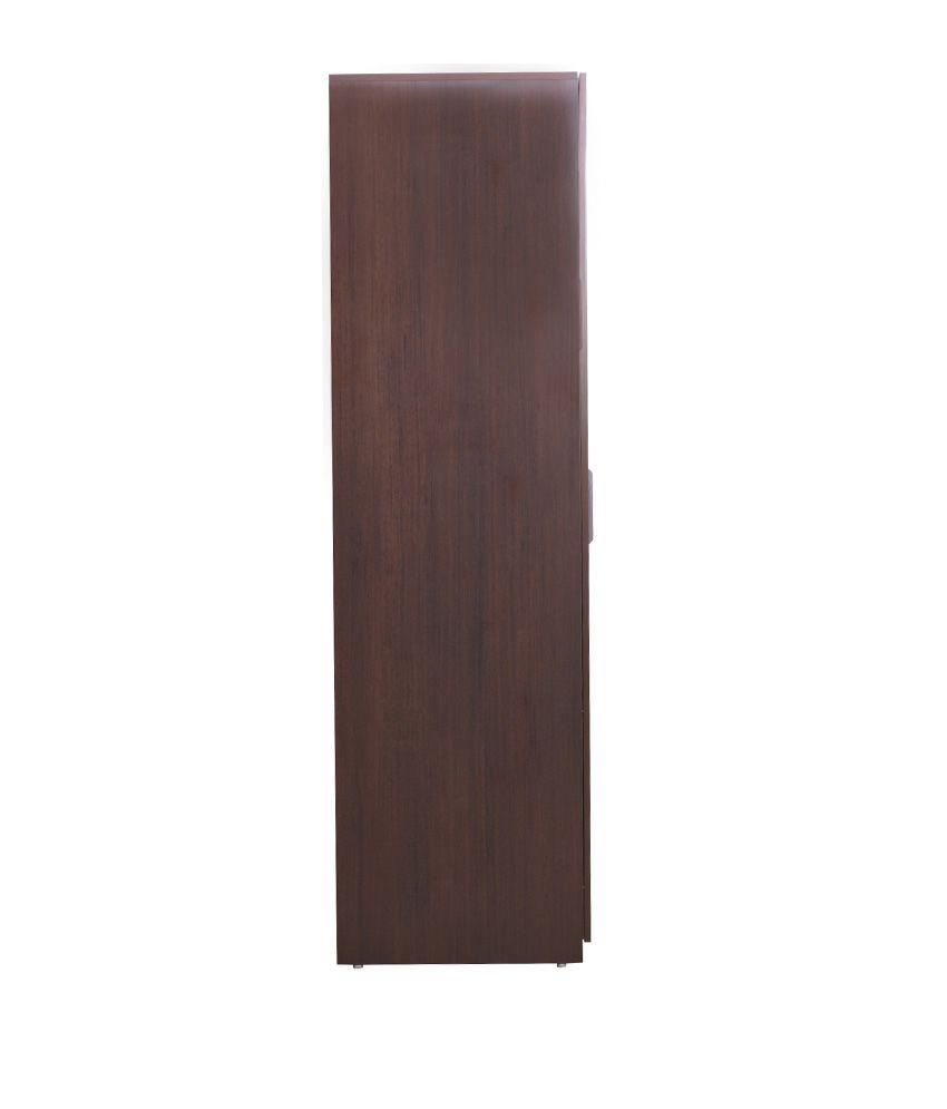 hometown duke plywood 4 door wardrobe buy online at best price in rh snapdeal com