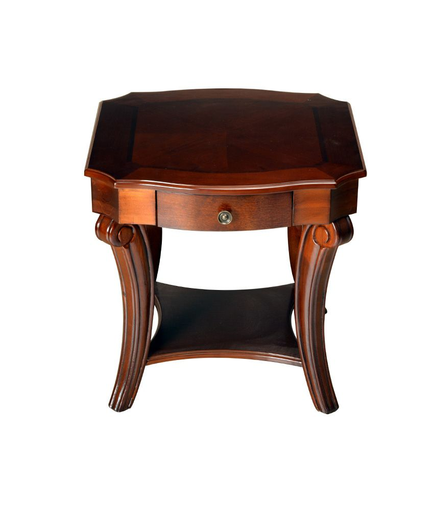 HomeTown Tina Solidwood Side Table