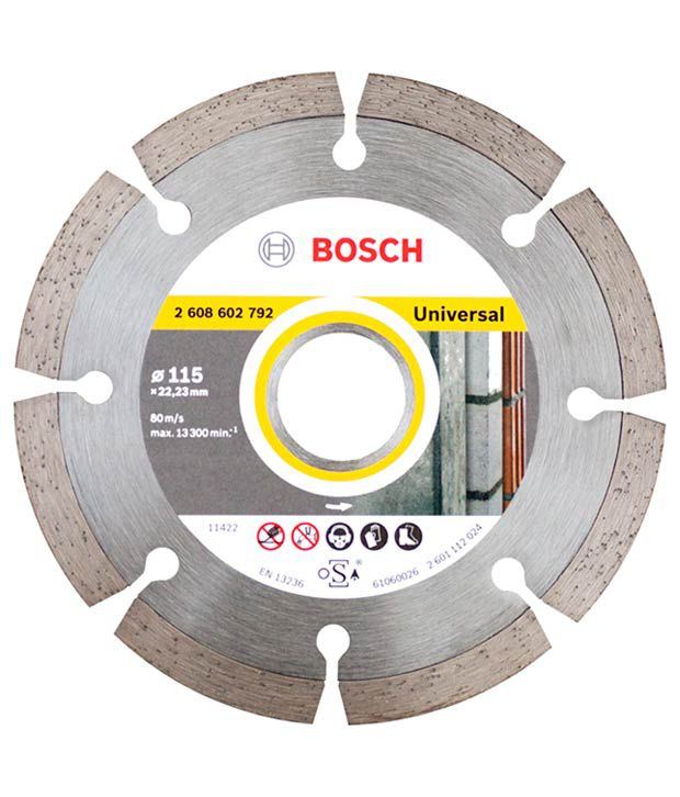 Bosch 105 Mm Segment Diamond Blade (Pack of 10)