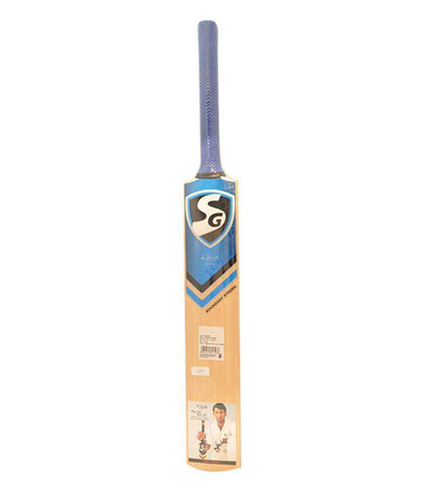 Sg Cricket Bat Kasmiri Willow Boundary Xtreme Sh