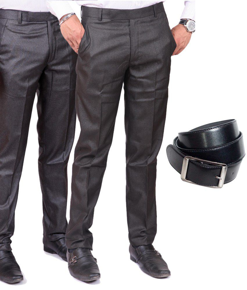 Coaster Black Comfort Formals Combo Of 2