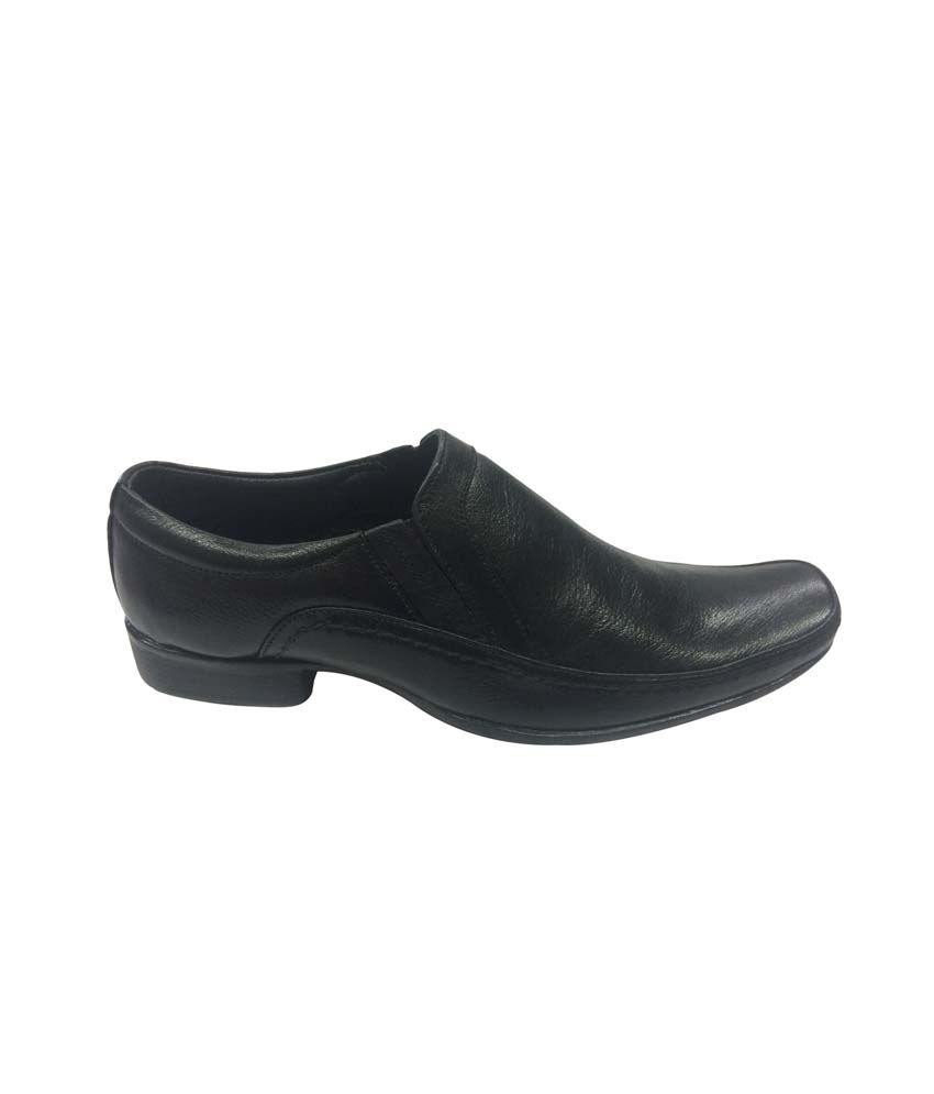 Gale Group Black Formal Shoes Price in India- Buy Gale Group Black ...