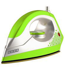 Usha EI 3302 Gold Dry Iron Electric Lime