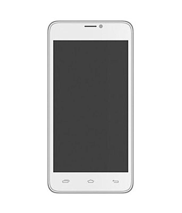 Karbonn Titanium S19 White Mobile Phone