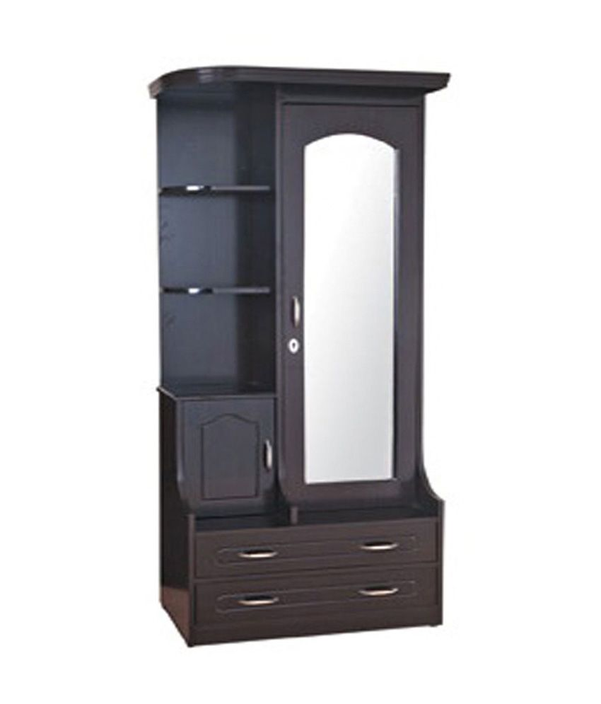 mavi brown acacia dressing table buy mavi brown acacia dressing table online at best prices in. Black Bedroom Furniture Sets. Home Design Ideas