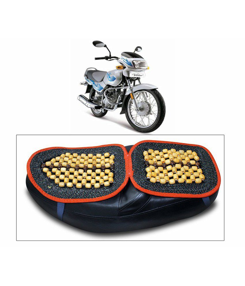Relax Auto Accessories Acupressure Wooden Bead Seat Cover