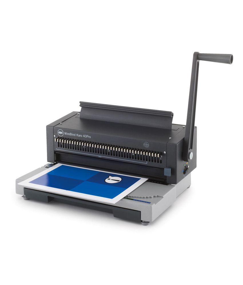 best wire binding machine
