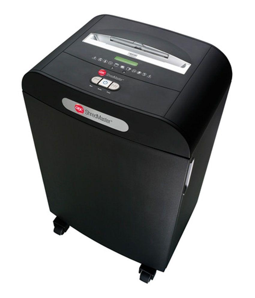 Gbc s cut rds2250 230v uk paper shredder buy online at for Best home office shredder uk