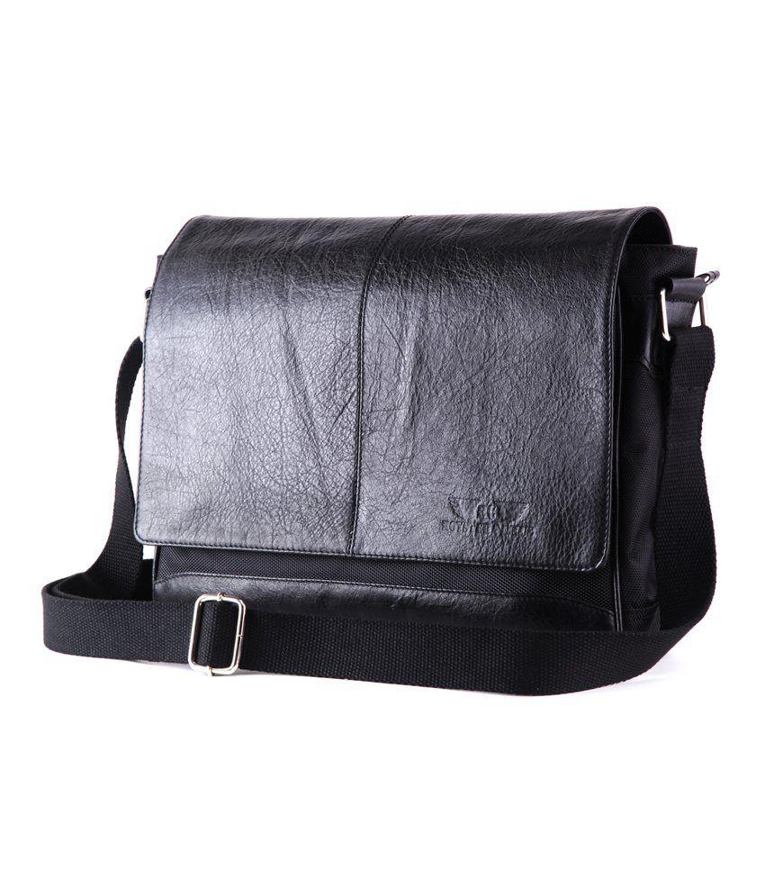 Royster Callus Sling Bag Black Sling Bag - Buy Royster Callus ...