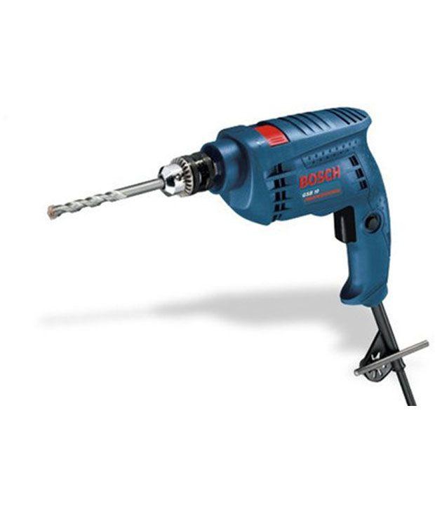 Bosch-GSB-10-Impact-drill-10mm-500w-with-5-masonry-bits