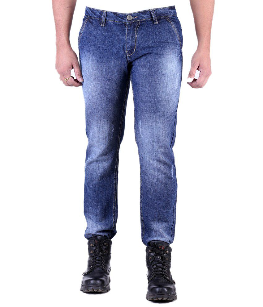 Haltung Streachable Blue Men Denim Jeans