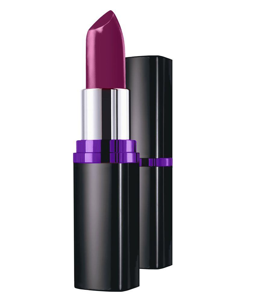 maybelline color show violet vibe lipstick 408 3 9 gm buy maybelline color show violet vibe. Black Bedroom Furniture Sets. Home Design Ideas