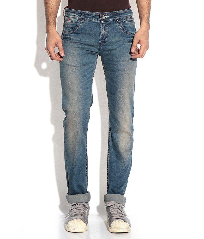 Carpenter Blue Regular Jeans