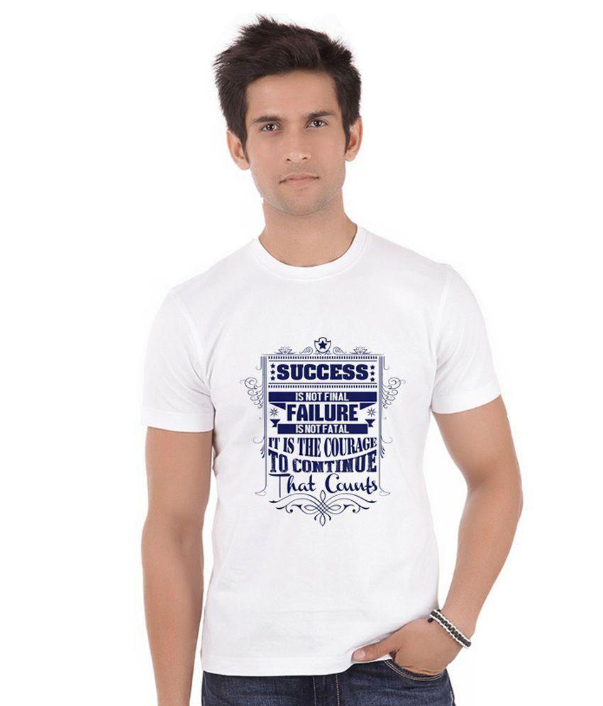 Bluegape Yuhab Ismail Success Quote Tshirt