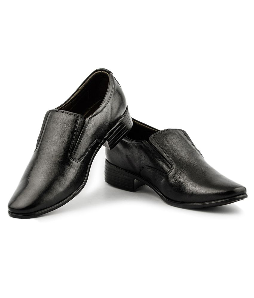 Lee Cooper Black Dress Shoes
