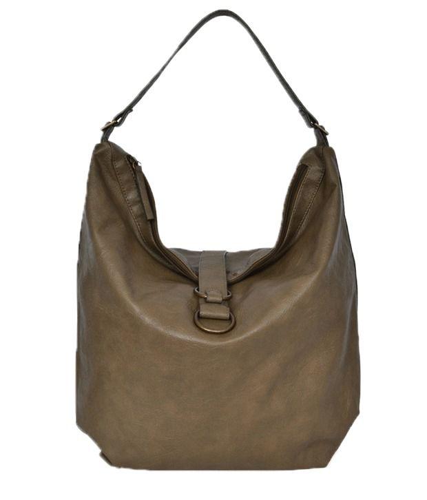 Baggit 2177920479693 Green Shoulder Bags
