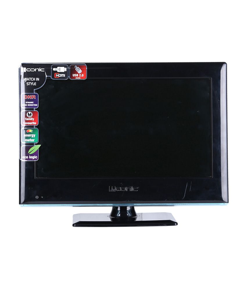 Iconic LE17RIC 43.18 cm (17) HD Ready LED Television