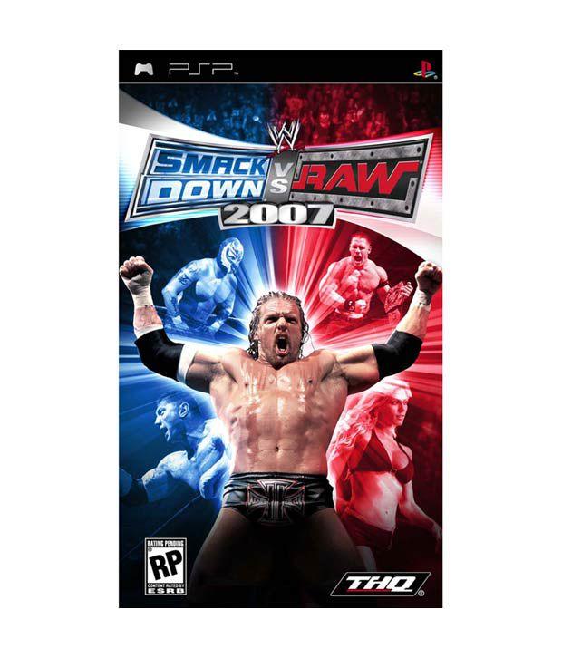 Sony Smack Down V/s Raw 2007