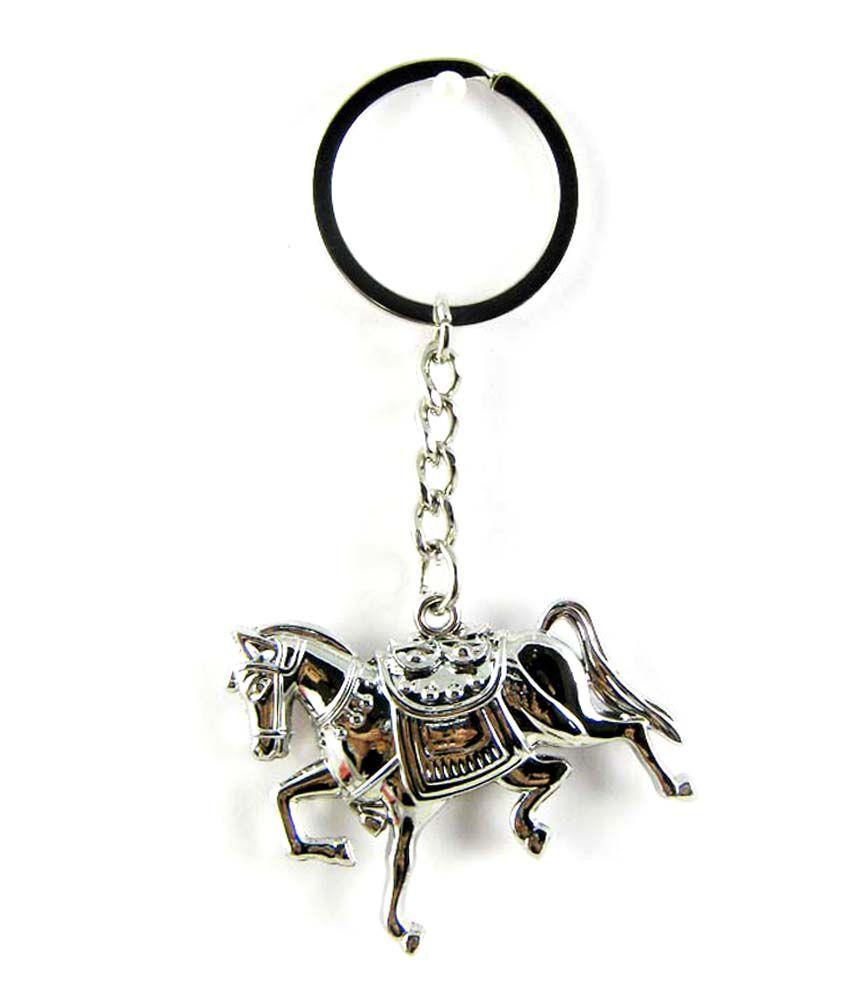 Eshoppee Horse Keychain Keyring
