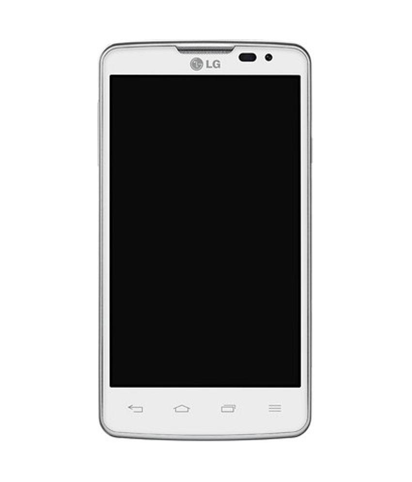 LG L60 Dual 4GB White