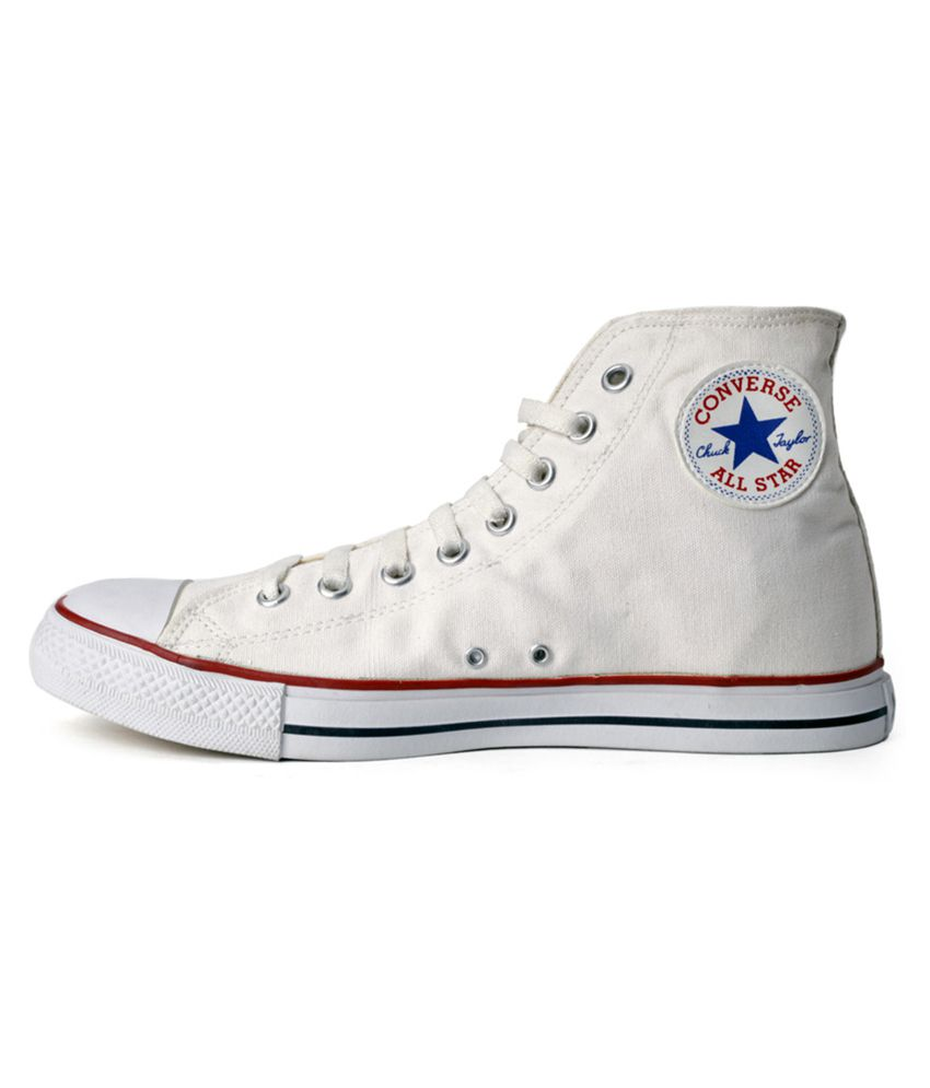 618c90263595 Converse White Sneaker Shoes - Buy Converse White Sneaker Shoes ...