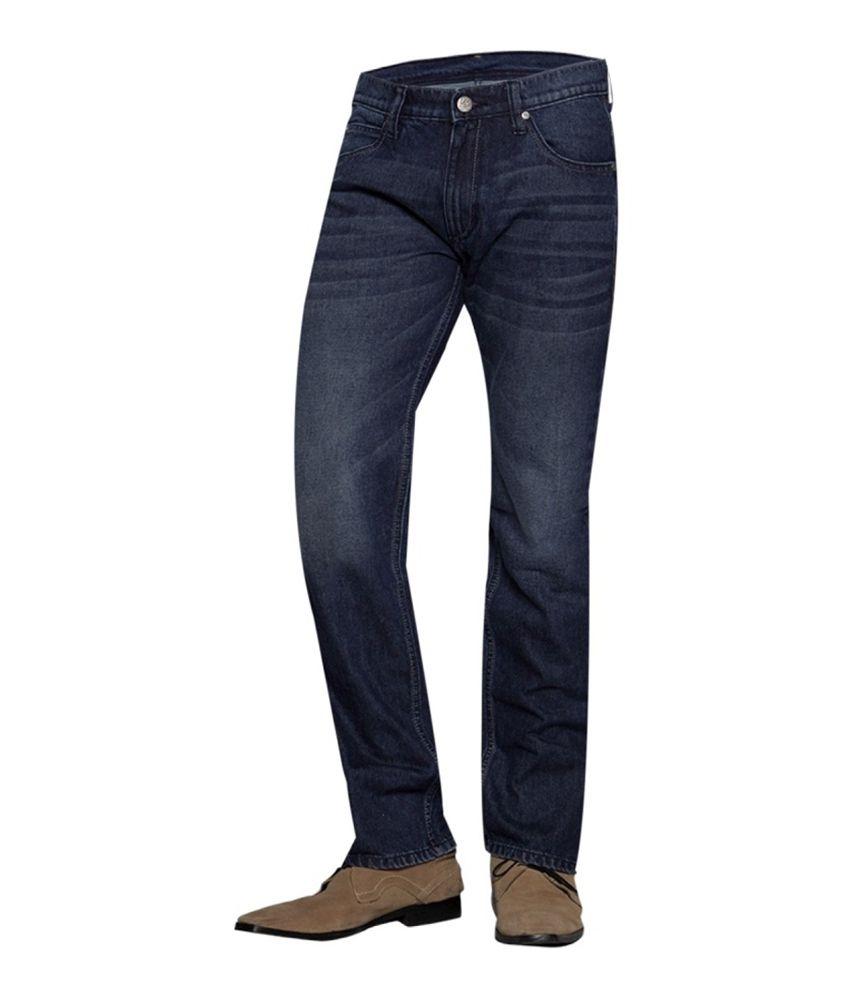 Lee Men Fathom-c Jeans- Blue