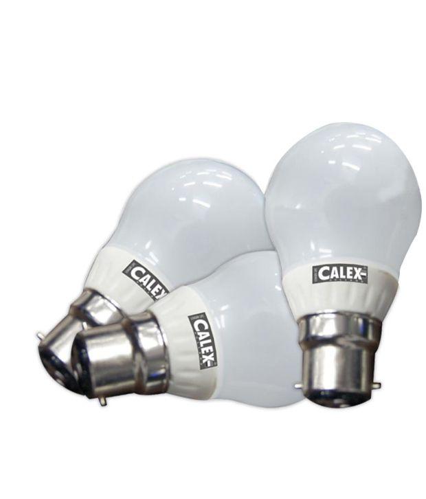 Calex-3-Holland-Classic-Bulbs-4-Watt-B22-6500k