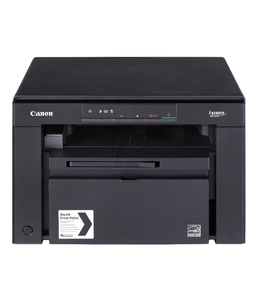 Canon imageClass MF3010 Monochrome Multifunction Laser Printer