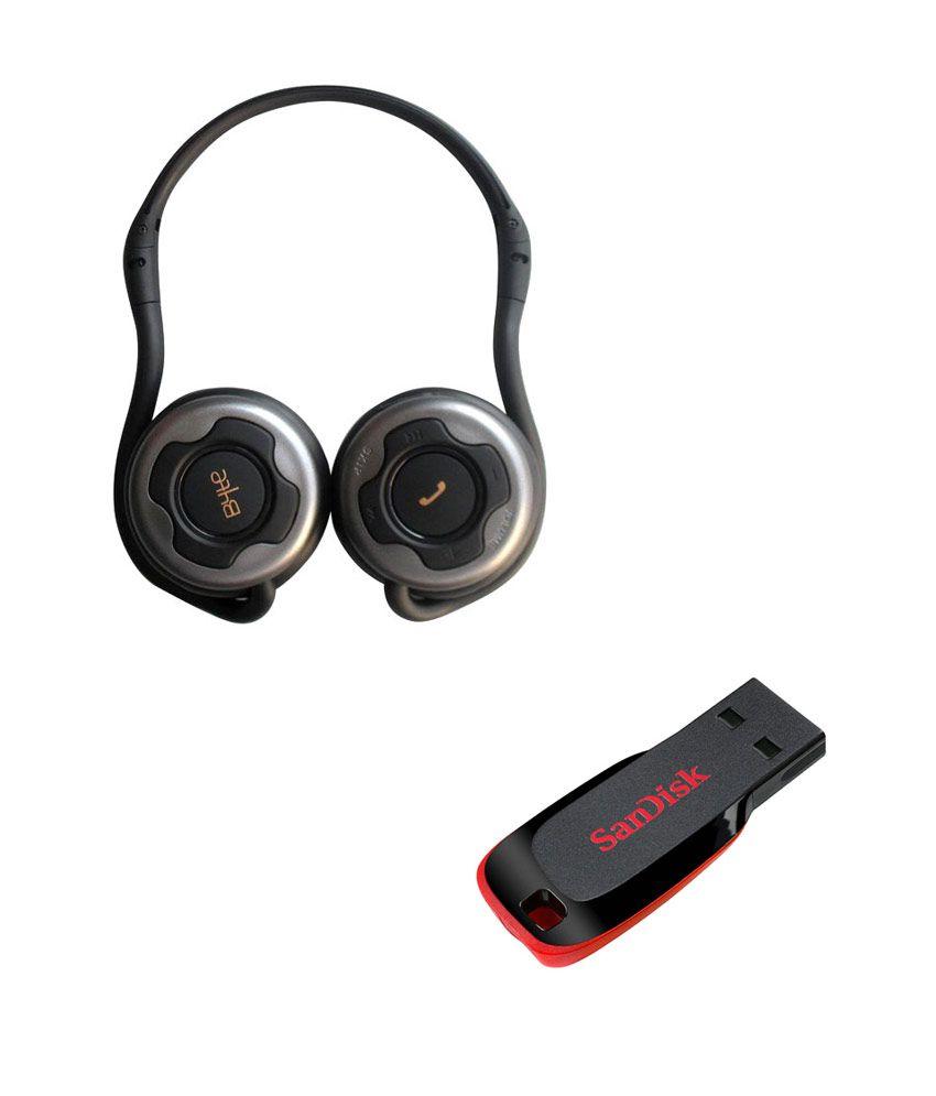 byte corseca dm5710bt wireless bluetooth headset get 8 gb rh snapdeal com Headphone Manual Plantronics Bluetooth Manual
