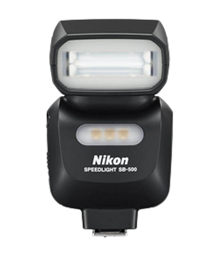Nikon speedlight sb 500 flash price in india buy nikon for Flash nikon sb 500