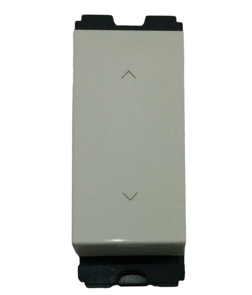 Buy Norisys White 6A 2Way Switch Cube - Pack of 20 Online at Low ...