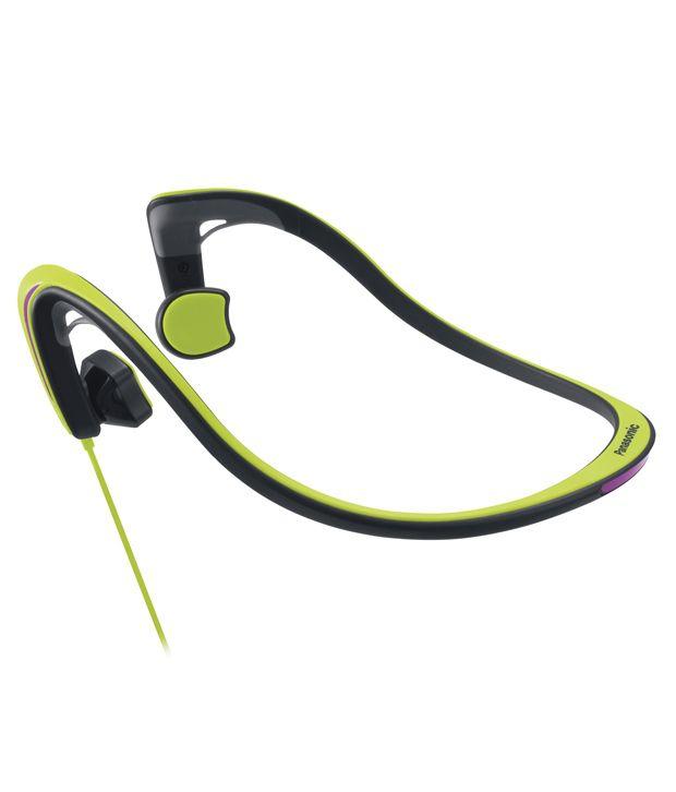 Panasonic earbuds speaker - earbuds neckband