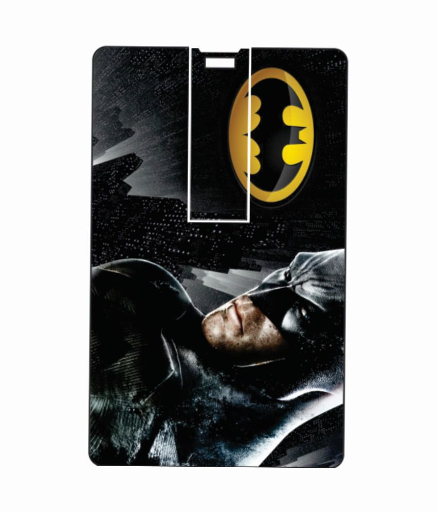 Printland Batman 8GB 8 GB Pen DrivesMulticolor