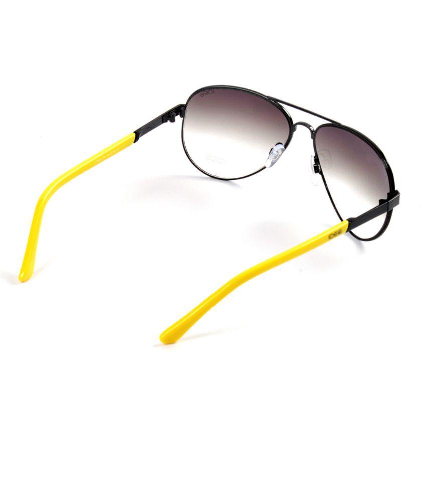 fbdb5fefc427f Idee S1848-c4 Grey Medium Aviator Sunglasses For Men - Buy Idee ...